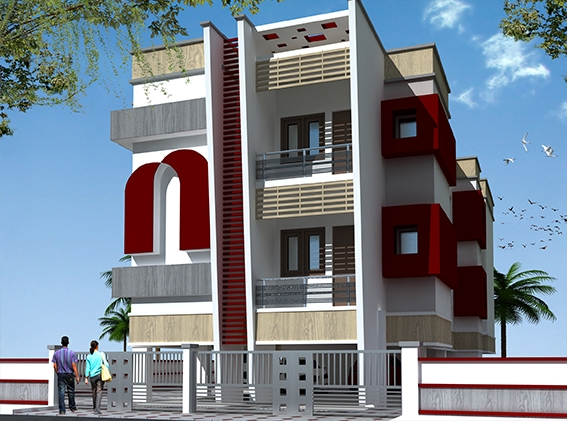 Ongoing projects in Chennai | The Nest Builders