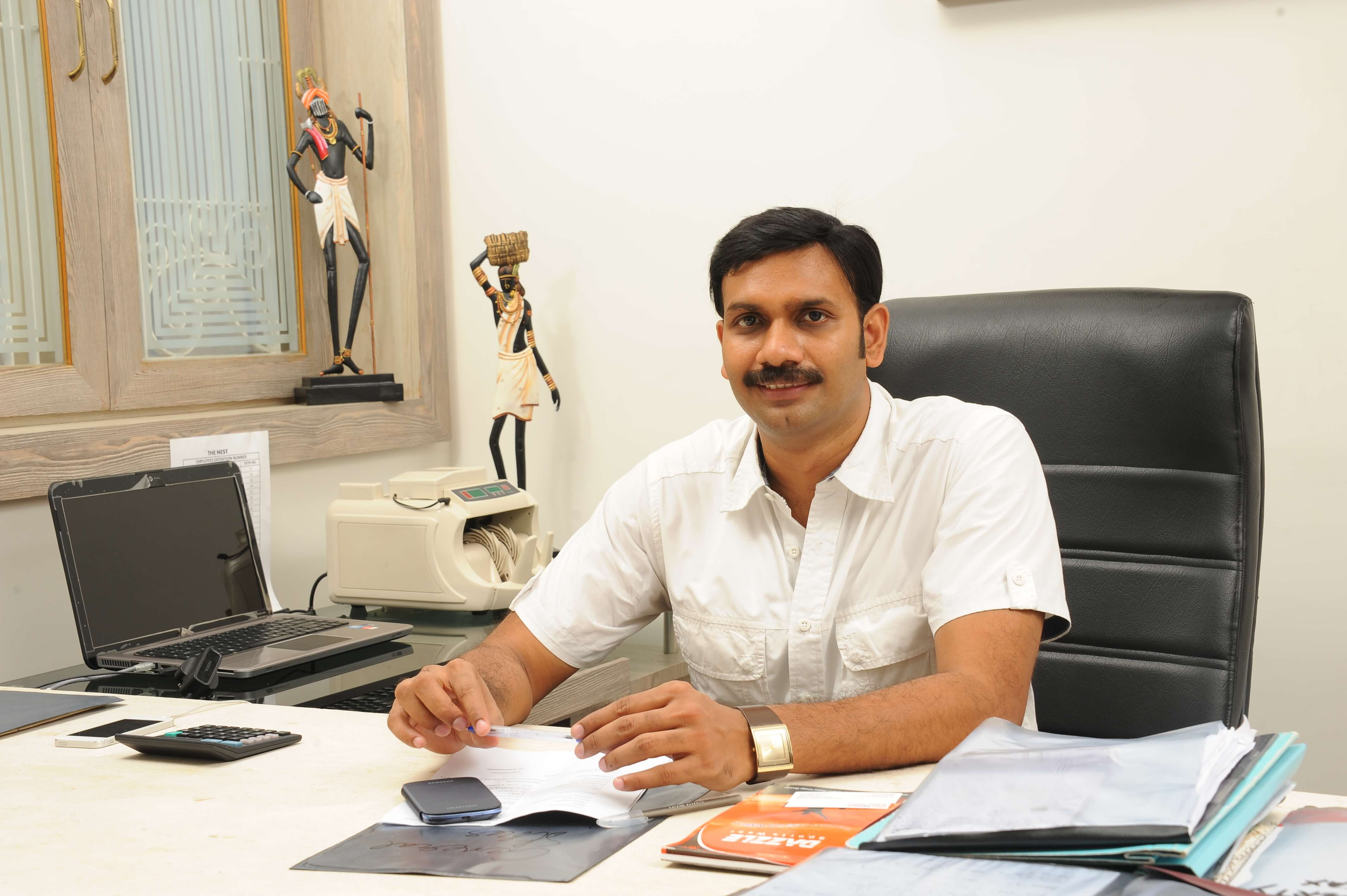 CEO Mr. Shankar Ganesh