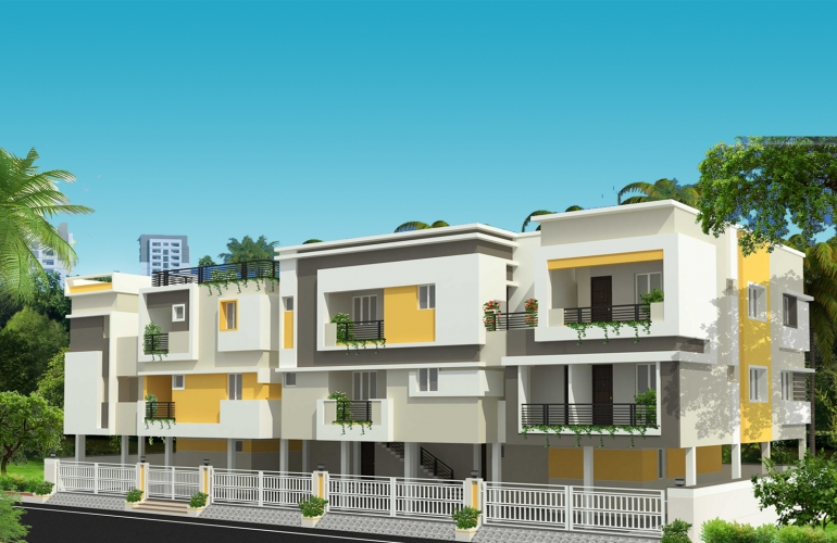 Independent Houses for sale in Chennai